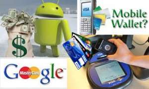 Google Wallet Mobile Phone Payment System Picture